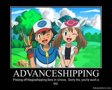 Advanceshipping In Unova by RiseOfHeroes