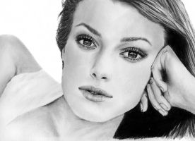 Keira Knightley by marianne481