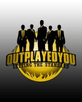 OutPlayed You Logo Concept Alpha by Smyf