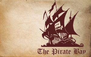 The Pirate Bay by hjsergey