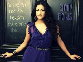 Emily Fields by bibliomanicgirl