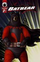Batbear Issue #1 Variant by halwilliams