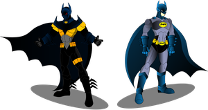 Batman Brave Crusader by CrimsonFace