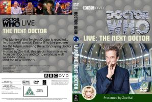 Doctor Who Live  - The Next Doctor by DrWho50thAnniversary
