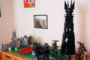 My LEGO Lord of the Rings/Hobbit Collection by ZaEmpera