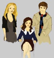 Gossip Girl by MioneBookworm