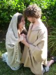 Mary and Joseph 6 by SophStock