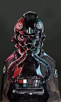 Tie Fighter Pilot by Ethereal-Mind
