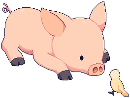 and pigs will fly by qluequn