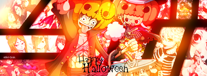 Capa de Halloween by Nekoo--Chann