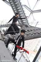 Ao no Exorcist by fullmetalflower