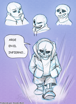 Dia9: Sans By AbsoluteDream by Snaaks-Kent