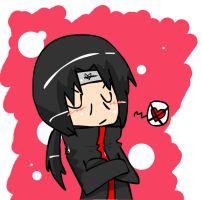 itachi not love my by malengil