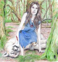 Bella Cullen's 1st hunt II by sourcherry1