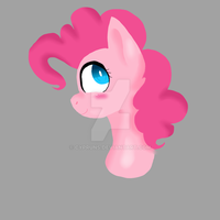 Pinkie wip by Delta-kitty