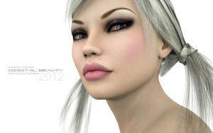 Digital Beauty Series - Portrait 2 ( Nov2012) by Digital-Beauty-Serie