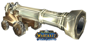 Alliance Brass Cannon Cut Out by atagene