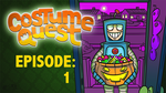 Let's Play Costume Quest! by Bobfleadip