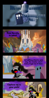 Doctor whooves Shadow fall part 7 by Vector-Brony