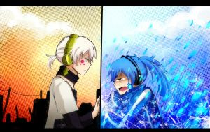 konoha and ene : please remember me by ichata