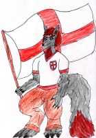 Come On England by madmick2299