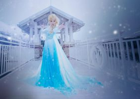 Frozen - Elsa 02 by hydeaoi