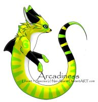 Arcadiness Auction [CLOSED] by NightFever100