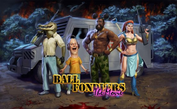 Ball Fondlers.... the Movie! by Rhineville