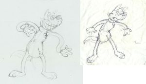 Pencil (and pen xD) things by valdo-wolf