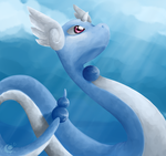 Dragonair by FrostieChu
