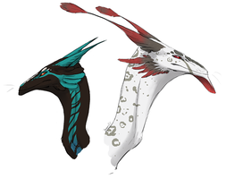 Inuk conceptual doodles by TornTethers