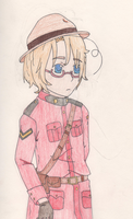 APH - Mountie Canada by SwiftNinja91