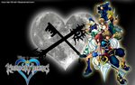 Kingdom Hearts Wallpaper by ABC-123-DEF-456