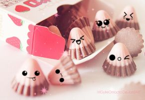 Kawaii Chocolate by MGylleOmadto