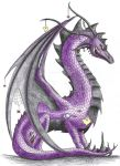 Halloween Dragon by Scellanis