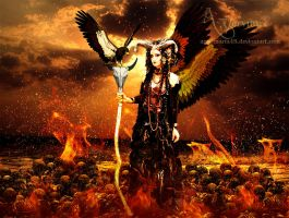 The Fire Eagles by annemaria48