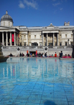 London 2012 trafalgar square by MissLayira