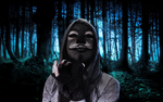 Into the Woods inspired Wolf Makeup by TinyLittleFirefly