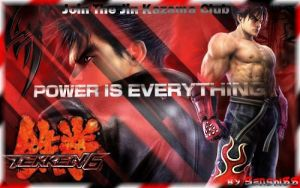 Join The Jin Kazama Club by The-JinKazama-Club