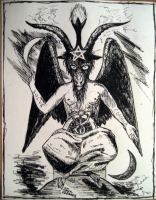 Baphomet by shapudl