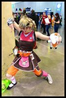 Borderlands Cosplay: Tiny Tina 3 by Mink-the-Satyr