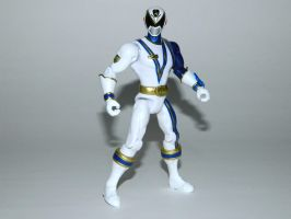 S.P.D. Omega Ranger Action Hero by LinearRanger