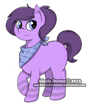MLP Egg Adoptable 3 - HATCHED by Sparkle-And-Sunshine