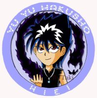yuyu hakusho pin series no 4 by buseiohtaki