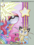 Some Love for Meowth by Meowzzie