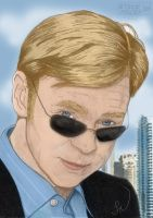 Horatio Caine Colour by Steve-Nice