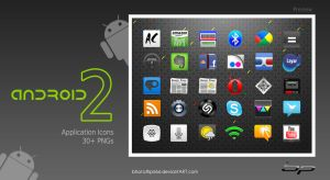 Android Icons Set 2 by bharathp666