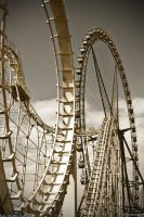 Roller Coaster by abelvideo
