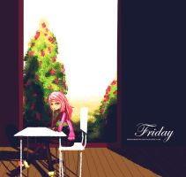 Friday by CottonValent
