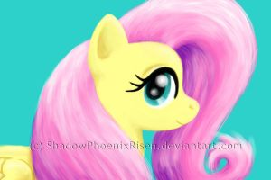 Fluttershy is Best Pony by ShadowPhoenixRisen